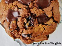 Vegan Black Forest Cookies from Fragrant Vanilla Cake