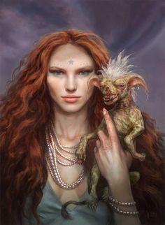Other Fantastic Beings 3 by Kari Christensen