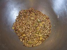 Crackers integrali cu seminte | Sănătate într-o farfurie Crackers, Oatmeal, Grains, Rice, Healthy Recipes, Breakfast, Food, Image, The Oatmeal