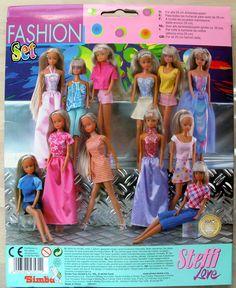 2834bf4651a7 Die 135 besten Bilder von Steffi Love in 2019   Barbie, Knock knock ...