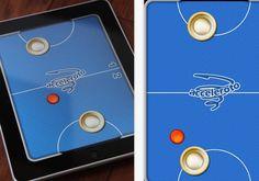 Air-Hockey für iPhone und iPad GRATIS