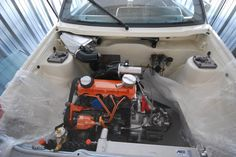 shaved golf engine bays - Google Search
