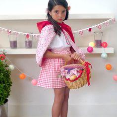Disfraz Caperucita Roja by BelandSoph.com   BelandSoph.com