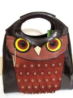 Kate Spade Owl Handbag