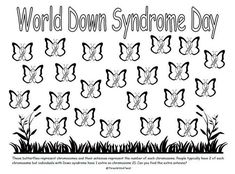 Preparing for World Down Syndrome Day: Printable Cards and