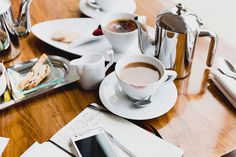 {more coffee and more emails & hello} by {this is glamorous}, via Flickr