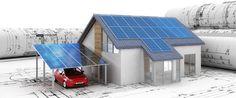 Photovoltaik (panoramisch)
