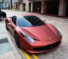 The Ferrari 458 is a supercar with a price tag of around quarter of a million dollars. Photos, specifications and videos of the Ferrari 458 Ferrari Italia 458, Lamborghini Veneno, Carros Lamborghini, Ferrari Laferrari, Bentley Continental, Sexy Cars, Hot Cars, Maserati, Carros Audi