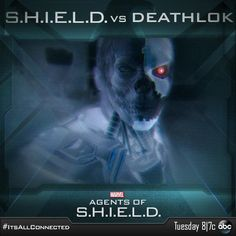 See Deathlok with your own eyes…or someone else's!