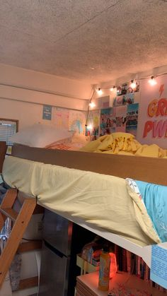 I recommend extra info on bunk bed designs College Bunk Beds, Bunk Bed Decor, Lofted Dorm Beds, Bunk Bed Rooms, Bedrooms, Dorm Couch, Dorm Room Bedding, Guy Dorm Rooms, College Dorm Rooms
