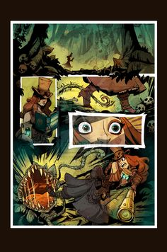 Page 3 by *BrianKesinger on deviantART #MollyMcGuiness