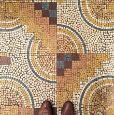 We're in #instalove with this amazing #mosaic #tile #floor shared by @clangart discovered at #Montmartre in #Paris. / #tiletuesday #mosaics #tiles #tiled #tiling #tilework #tiledesign #interior #interiors #interiordesign #interiordesigner #idcdesigners #tileaddiction #ihavethisthingwithfloors #carrelage #fromwhereIstand #instadesign #instadecor #floors #flooring by tiletuesday
