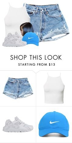 """""""Untitled #429"""" by reyan ❤ liked on Polyvore featuring Estradeur, NIKE and Nike Golf"""