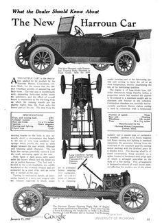 Harroun. Vintage AdsCars  sc 1 st  Pinterest & On July 23 1903 the Ford Motor Company sold its first car. Ernest ... markmcfarlin.com