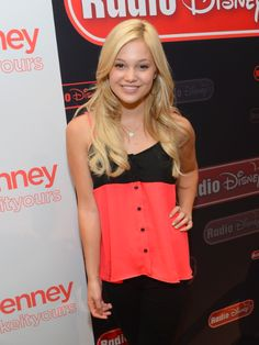Olivia Holt: I Love Playing Characters That Inspire Other People