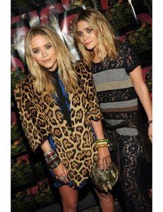 Everyone needs a good leopard coat
