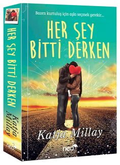 28. ÜKG Blog Turu: Her Şey Bitti Derken || Katja Millay - Kitap Yorumu ~ Kitab-ı Sevda