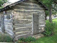 Last Sunday in June -- Log Cabin Day