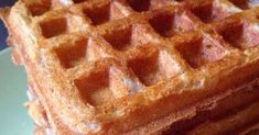 Super Crunchy Paleo Waffles (AIP, Vegan, gluten-free, nut-free, coconut-free)   Paleo'ish on a Dime