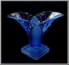 Art Deco Glass including German and Walther