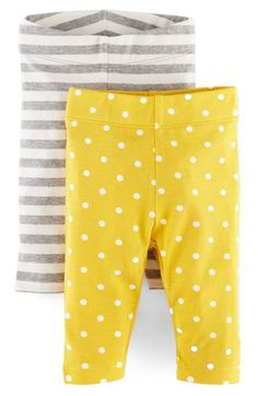 Free shipping and returns on Mini Boden Print Leggings (2-Pack) (Baby Girls) at Nordstrom.com. A cheerful print perks up soft stretch-cotton leggings that hold up beautifully to adventurous crawling.