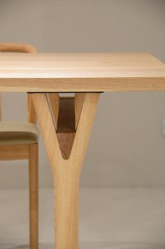 Great Table Leg Detail