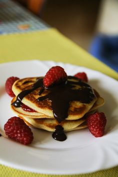 the most american home-made pancakes