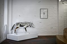 """Arran Gregory """"WOLF"""" Exhibition @ Print House Gallery   Hypebeast"""