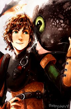 Best Buds by kisechu on DeviantArt - Hiccup and Toothless Toothless And Stitch, Hiccup And Toothless, Dreamworks Dragons, Disney And Dreamworks, Httyd, Dragon Series, Princess Drawings, Night Fury, Best Bud