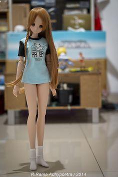 Mirai Suenaga Smart Doll by R.Rama Adhypoetra