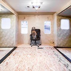 Blog - The Happy Glamper Co. Diy Camper, Camper Rental, Roll Up Curtains, Camper Flooring, Vintage Camper Interior, Water Damage Repair, Farmhouse Mirrors, Rv Redo, Diy Rv