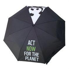 Panda umbrella|wwf.gr Rainy Days, Panda, Planets, My Style, Rain Days, Pandas