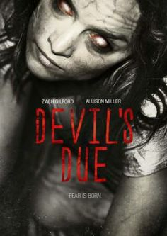 Devil's Due, Movie on DVD, Horror coming soon
