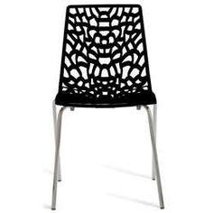 conforama chaise haute abeille blanc
