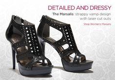 Detailed & Dressy - The #CarlosByCarlosSantana MARSALIS #sandals!