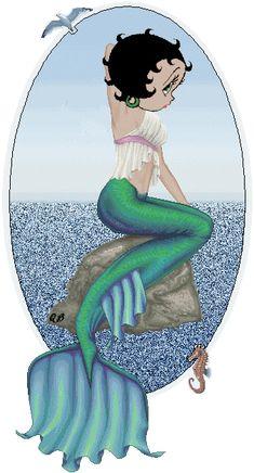Mermaid Betty 2014♥  ༻✿ڿڰۣ ♥ NYrockphotogirl ♥༻