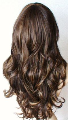 Long Layered Haircuts Back View v Cut Layers On Pinterest Bstaavsd | tressing out | Pinterest ...