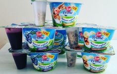 Uwielbiam jogurty naturalne tutaj w ciekawym połączeniu z musli lub musem owocowym.  #jestemPrimo #zott #jogurtnaturalny #zottnaturalnie