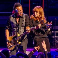 Bruce Springsteen and Patti Scialfa The River Tour 2016 - Happy Valentine
