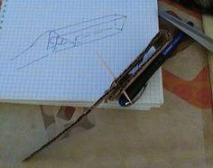 мои черновики Origami Knife