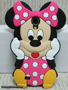 Minnie Mouse phone case