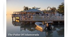 Lor-E-Lei Restaurant & Cabana Bar, Islamorada, FL- Amazing view, fresh tuna nachos, Candy Cane drink (1/2 Rum Runner, 1/2 Pina Colada), and live music.