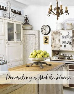 Mobile Home in Country Living 2010