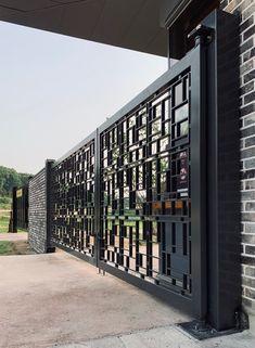 [054] 여주 세종대왕릉 / 금속 대문 : 네이버 블로그 Door Gate Design, Doors, Gate