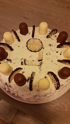 Super Dickmann - Torte
