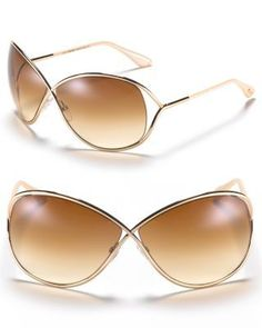 298302023 Hubby just bought me these Tom Ford sunglasses. I like these even better  than the