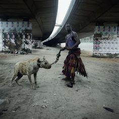 The Hyena & Other Men - Pieter Hugo