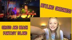 BUTLINS SKEGNESS / CIRCUS / TIME TRAVELLER / VLOG 2 Butlins, Fantasy Island, Day, Travel, Viajes, Traveling, Trips, Tourism
