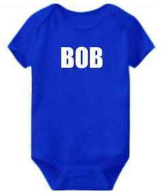 Baby Bodysuit Bob