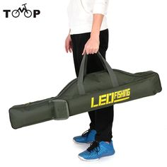 Use: Multi-PurposeBrand Name: leoWith Rack or Not: NoLayers: One-LayerMaterial: OtherModel Number: Fishing Bagvirtue: Bolso de la pesca Portable Fishing Rod, Fishing Rod Case, Fishing Rod Storage, Sea Fishing, Fishing Tackle Bags, Fishing Tools, Fishing Rod Carrier, Fish In A Bag, Simple Bags